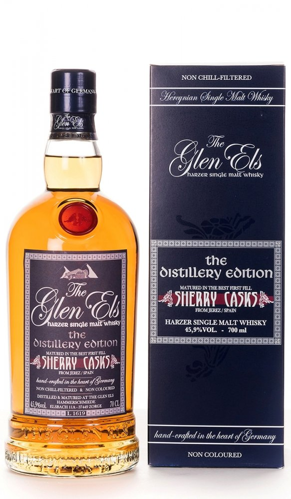 Glen Els - The Distillery Edition - Sherry Casks -