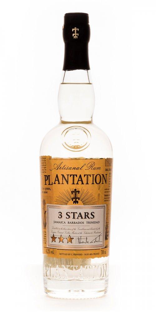 Plantation 3 Stars White 41,2%vol. 0,7l